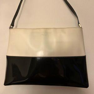 Vintage Kate Spade   Black/White Shoulder Bag